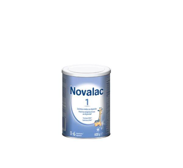 NOVALAC 1 početna mliječna hrana za dojenčad (0-6 mj.) 400 g
