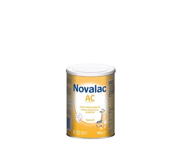 NOVALAC AC početna mliječna hrana za dojenčad s kolikama (0-12 mj.) 400 g