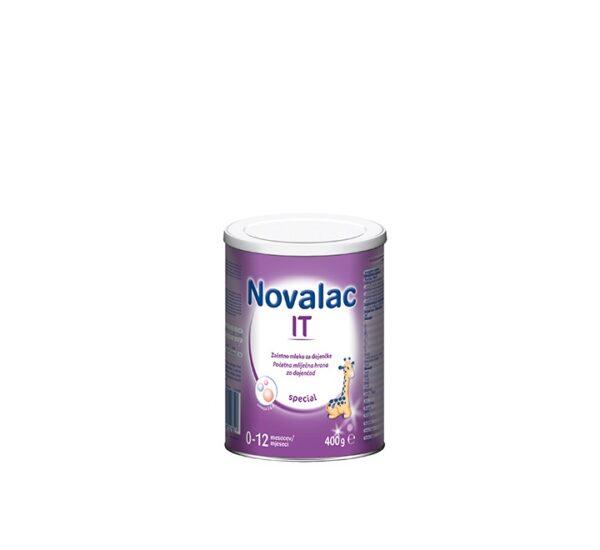 NOVALAC IT početna mliječna hrana za dojenčad sa zatvorom (0-12 mj.) 400 g