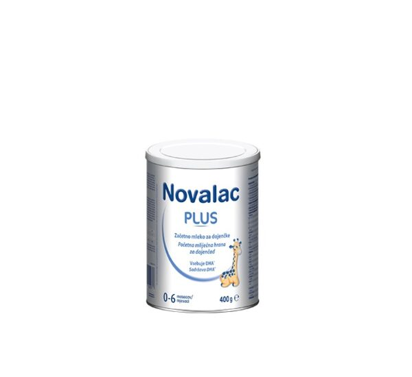 NOVALAC Plus Početna mliječna hrana za dohranu (0-6 mj.) 400 g