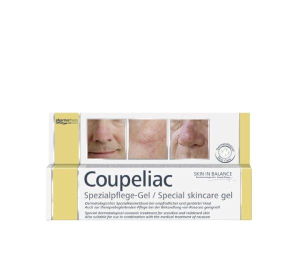MEDIPHARMA COSMETICS Coupeliac gel za kožu sklonu kuperozi