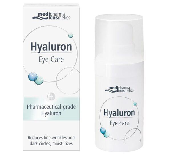 MEDIPHARMA COSMETICS Hyaluron za područje oko očiju 15ml