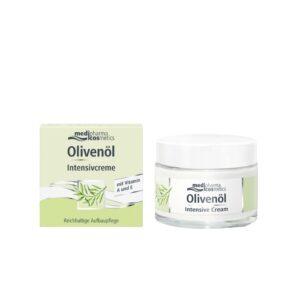 MEDIPHARMA COSMETICS Olivenol Intenzivna krema za lice s vitaminima A E