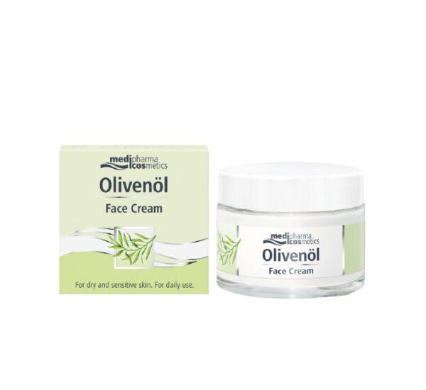 MEDIPHARMA COSMETICS Olivenol dnevna krema za lice