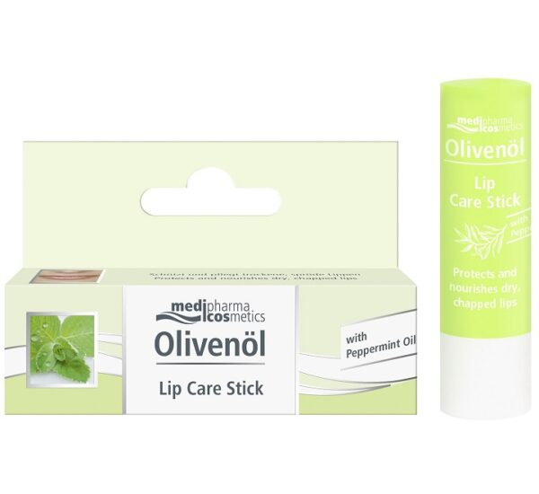 MEDIPHARMA COSMETICS Olivenol stik za usne