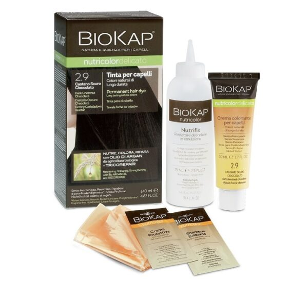 BioKap boja za kosu 2.9 dark chestnut chocolate