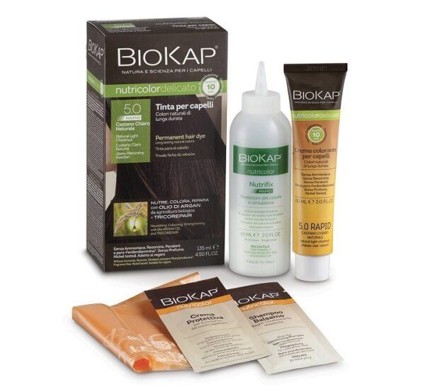 BioKap boja za kosu 5.0 light brown