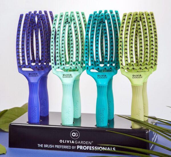 Olivia Garden Fingerbrush četka za kosu