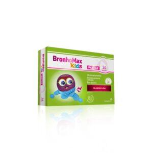 HAMAPHARM BronhoMax KIDS pastile za grlo