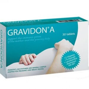 Gravidon A 30 tableta